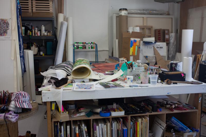 Bushwick Open Studios 2014-4